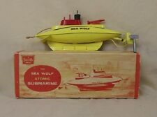 Boxed Sutcliffe Models Sea Wolf Atomic Submarine