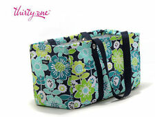 Thirty One Large Utility Tote Laundry Beach Shopping Bag Best Buds 31 Gifts New