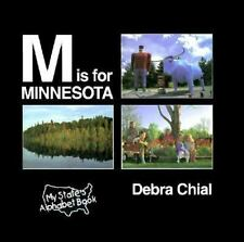 M is for Minnesota My State's Alphabet Book