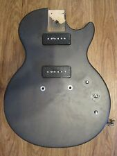 Epiphone Satin Black Les Paul Special With P90's & Electronics