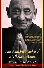 The Autobiography of a Tibetan Monk-ExLibrary