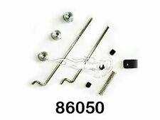 86050 SET TIRANTI ACCELERATORE RICAMBIO X 1:16 THROTTLE LINKAGE ASSEMBLY HIMOTO