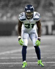 Seattle Seahawks KAM CHANCELLOR Glossy 8x10 Photo Spotlight Football Poster