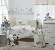 BRAND NEW DISNEY DEAREST BAMBI  4 PIECE  BEDDING COT SET
