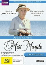 Agatha Christie's Miss Marple : Collection 4 (DVD, 2016, 3-Disc Set) (Region 4)