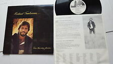 MICHAEL TOMLINSON - Run this way Forever '85 PRIVATE FOLK POP + Lyric Inner (LP)