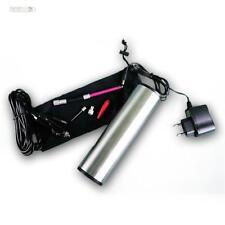 Hochleistungs Luftpumpe mit Li-Ion Akku Display, für Fahrrad, KFZ, Outdoor usw.