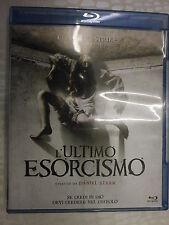 L'ULTIMO ESORCISMO FILM IN BLU-RAY NUOVO DA NEGOZIO ANCORA INCELLOFANATO AFFARE!
