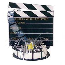 Hollywood Movie Set Party Decoration - 33cm x 33cm - Foil Table Centrepiece
