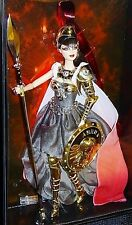 Athena BARBIE  GOLD LABEL 2010 Shipper Goddess Series R4492 NIB NRFB