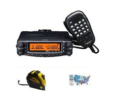 Yaesu FT-8900R Quadband VHF/UHF Mobile Radio with FREE Radiowavz Antenna Tape!