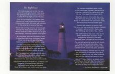 Portland Head Lighthouse Maine Postcard USA 406a ^