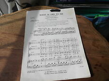 VINTAGE MUSIC BOOKLET GLUCK WHAT IS LIF TO ME ORPHEUS EURIDICE AVELING 1955 SSA