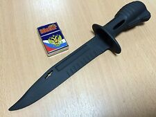 Training Knife Rubber L85 Bayonet SA-80 British Army Replica
