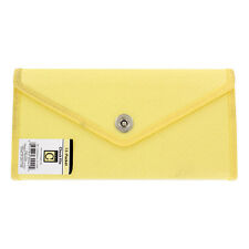 Studio C 13-Pocket Expandable Check File, Yellow