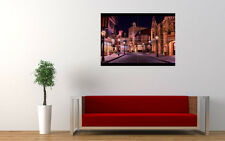 ROMANTIC CITY STREET NEW GIANT LARGE ART PRINT POSTER PICTURE WALL
