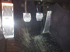 Aleación de aluminio cubre Pedales para BMW X1 M3 E39 E46 E87 E84 E90 E91 E92