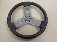 "BENNINGTON 15"" STAINLESS STEEL STEERING WHEEL WITH OUT HUB MARINE BOAT"