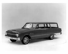 1962 Ford Falcon Station Wagon Factory Photo ca0093