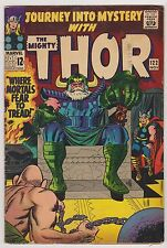Journey into Mystery with The Mighty Thor #122, Very Good - Fine Condition.