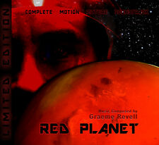 Red Planet - 2 x CD Complete Score - Limited 1000 - Graeme Revell