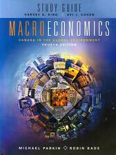 Macroeconomics by Cohen K. Parkin (2000, Paperback, Student Edition of Textbook)