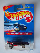HOT WHEELS 1994 ISSUE TURBOA KRACKLE CAR SERIES 2/4