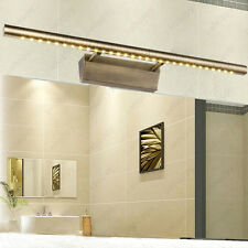 7W LED SMD5050 Wall Sconce Mirror Light Fixture Bathroom Toilet Bronzed Lamp Kit