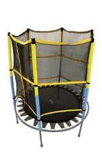 "Trampoline Replacement Jumping Band Mat W/Safety Net For 55"" Round Frame NEW"