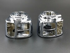 Chrome Housing Switch Cover for Harley Sportster Dyna Softail V-Rod XL 883 1200