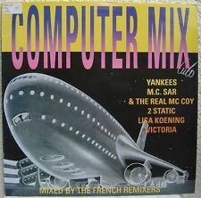 "12""  VARIOUS - Computer Mix (Dance Time Records PLUS 1208/France Import)"