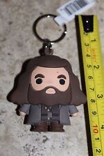 Key Chain keychain Harry Potter Series 3D PVC Foam Collectible Hagrid