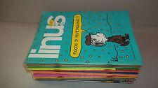 LINUS ANNO IX 1973 ANNATA COMPLETA  12 NUMERI