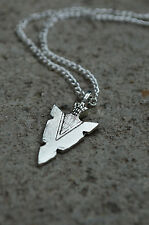 ARROWHEAD Arrow Spear Head Charm Pendant Chain NECKLACE * FREE SHIPPING!