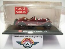 "Alfa Romeo 6C 1750 GS #84 ""Mille Miglia"" 1930, HACHETTE Collection 1:43, OVP"
