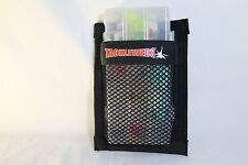 "Tackle Webs 7"" x 9""  Bass Boat Hatch Tackle Fishing Hunting Gear Storage Bag"