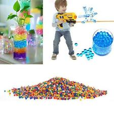 10000 Large Gun Soft Water Nerf Crystal Paintball Bullet for Kids Cs Game Toy sg