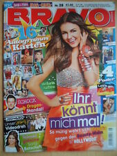 BRAVO 28- 6.7. 2011 (2) Victoria Justice Sebastian Wurth Breaking Dawn Frauen-WM
