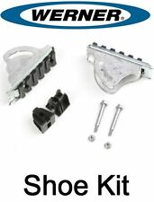 Werner 26-3 - Replacement Shoe / Feet Kit - Aluminum Extension Ladder Parts
