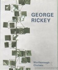 George Rickey - Selected works from the George  Rickey Estate: Balken
