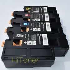 4 x Toner Cartridges for Dell C1760 C1760NW C1765 C1765NF C1765NFW 332-0407  New