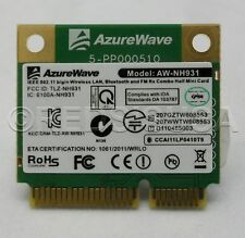 Azuware BC4329 (SDIO) Wireless & Bluetooth combo card Model AW-NH931 04W3768