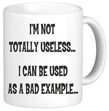 Im Not Totally Useless Funny Novelty Mug Cup Gift Secret Santa Xmas Present