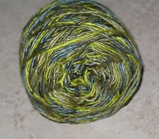 NEW Schaefer Yarn Company Helene 50% Silk 50% Merino, color Green Olive, NEW