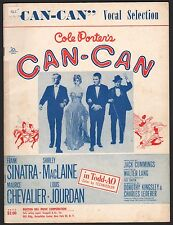 Can Can Vocal Selections Sheet Music