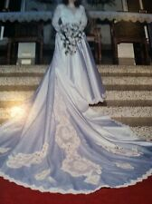 Vintage Eve Of Milady Bridal Gown in Size 8