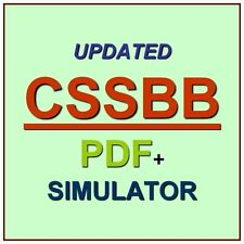 ASQ Certified Six Sigma Black Belt Test CSSBB Exam QA PDF+Simulator