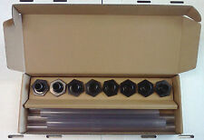 Foosball Rod Guard Kit - Tornado Table Style - Foosball Pro Design