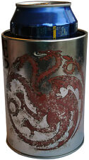 GAME OF THRONES - Targaryen Can Cooler/Stubby Holder (Ikon Collectables) #NEW