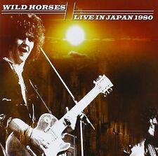 Wild Horses - Live in Japan 1980 (2014)  CD  NEW/SEALED  SPEEDYPOST
